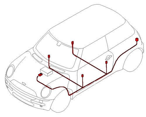 2007 peterbilt 387 headlight wiring diagram