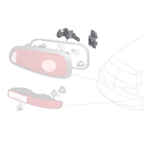 63217447491 Mini Cooper Replacement Parts Bulb Socket
