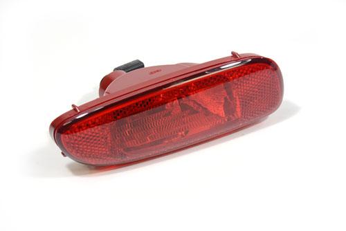 Rear Fog Lamp Kit: Gen 2: Cooper S