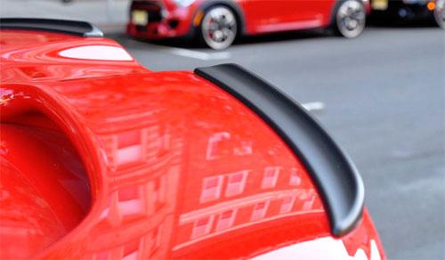 Mini Cooper Jcw Rear Spoiler Extensions F56 F55 Mini
