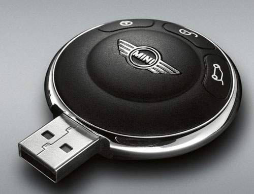MINI 8GB USB Memory Stick: Key Style