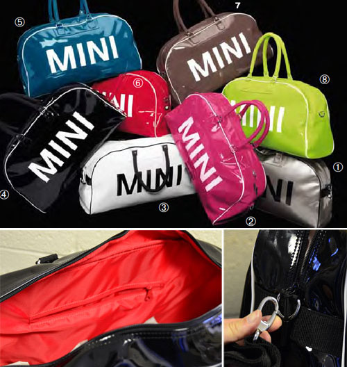 MINI Large Duffle