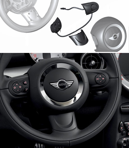 Min Black Steering Multi Md