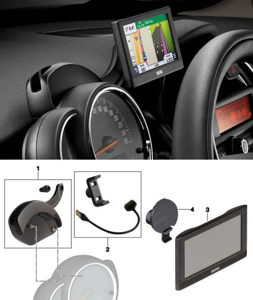 gen3 mini f56 click and drive navigation kit mini cooper. Black Bedroom Furniture Sets. Home Design Ideas