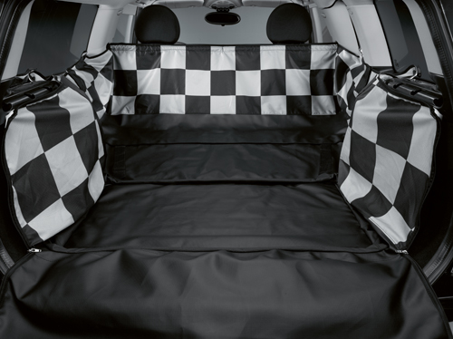 Mini Cooper Clubman Boot Space Pet Cargo Liner Trunk Liner