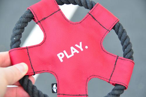 MINI Dog Frisbee Toy