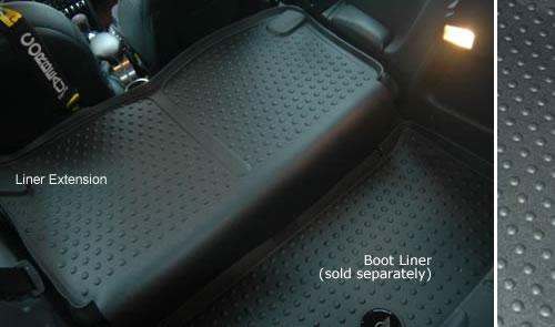 Mini Cooper Boot Liner Extension Mini Cooper Accessories