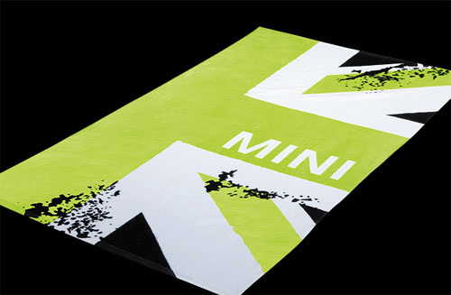 "MINI ""greenjack"" Towel"