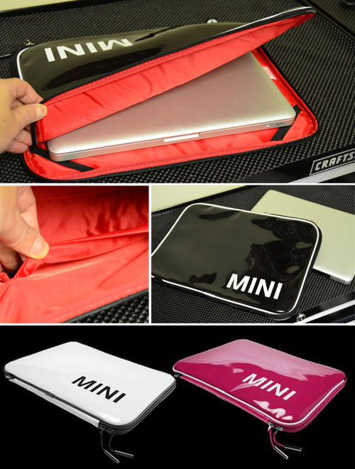 MINI Laptop Pouch