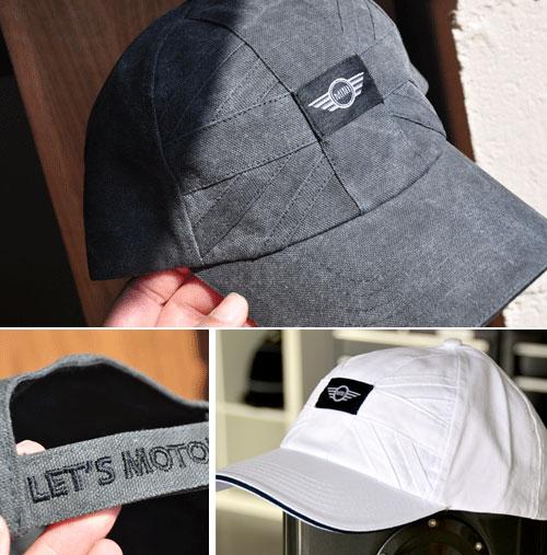 "MINI Union Jack ""layer"" Hat"