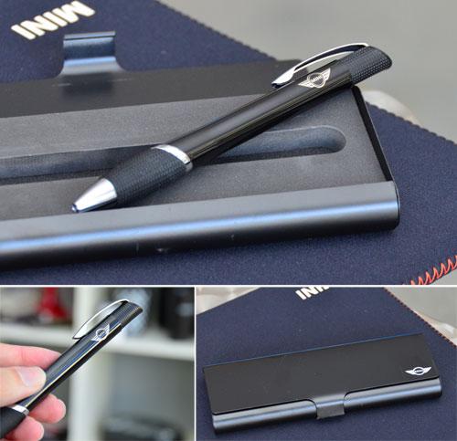 MINI Cooper Pen + Case