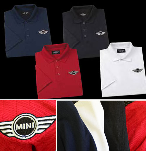 MINI Wings Polo: Mens