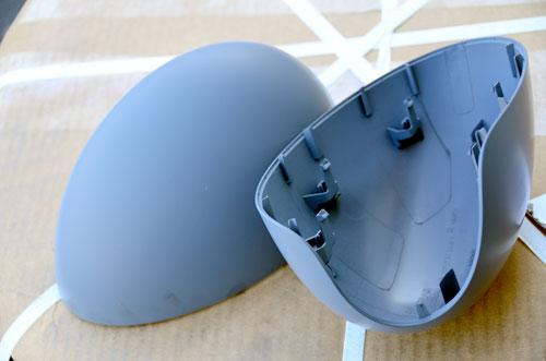 Side Mirror Caps: Gen1: Primer