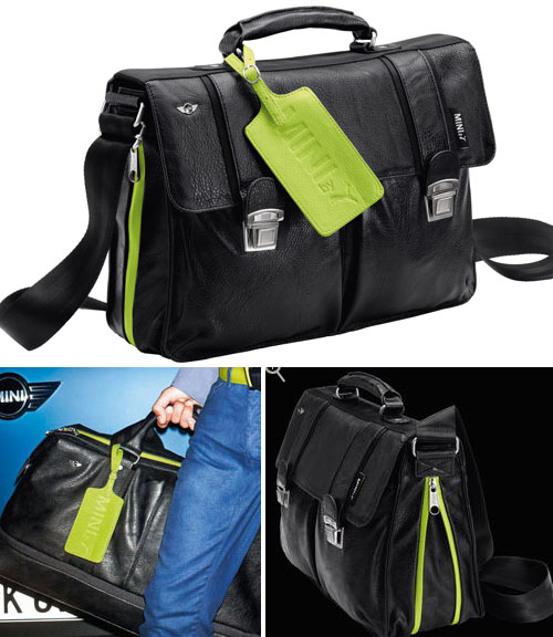 MINI Puma Work Bag