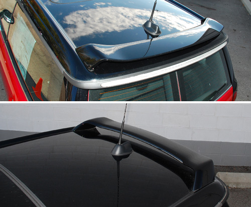 J And J Towing >> MINI Cooper Clubman Spoiler - MINI Cooper Accessories + MINI Cooper Parts