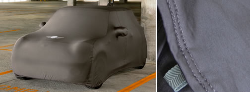 Indoor Car Cover: R56