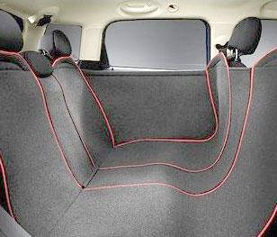 Four Door Convertible >> MINI Cooper Back Seat Protective Liner - MINI Cooper Accessories + MINI Cooper Parts