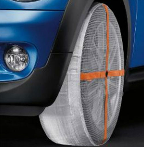 MINI Cooper Snow Chains, Snow Tire Socks