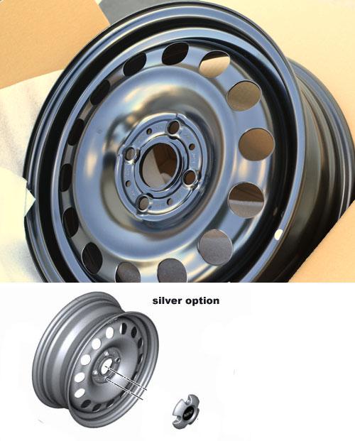 "MINI 15"" Steel Wheel"