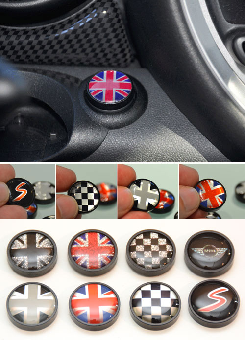 Start Button Cover