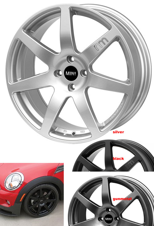 "NM Engineering RSe07 18"" wheel"