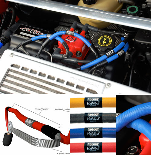 MINI Cooper Nology Hot Wires Spark Plug Leads