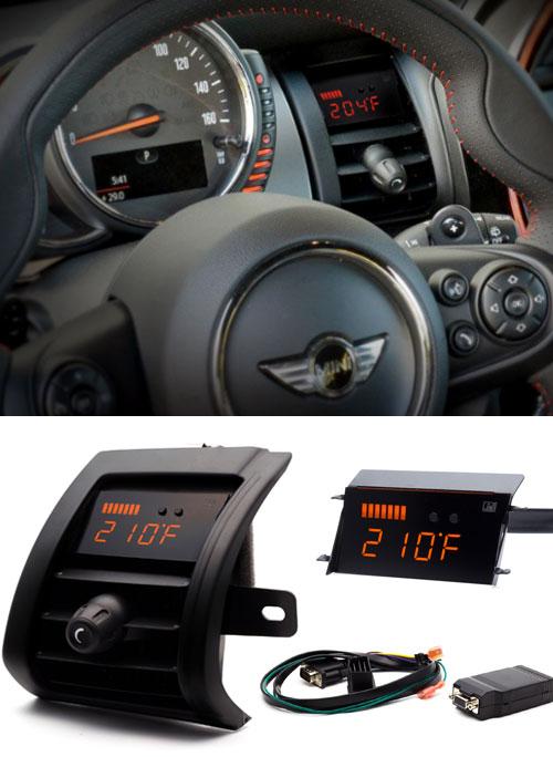 Four Door Convertible >> P3 Dash Integrated Code Reader: MINI Cooper F55 F56 F57 ...