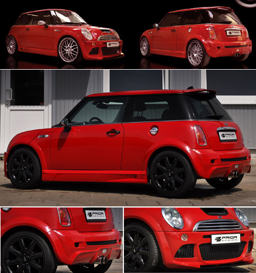 Prior Design MINI Body Kit FROM