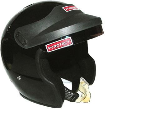 Pyrotect Helmet: Open Face: SA2010