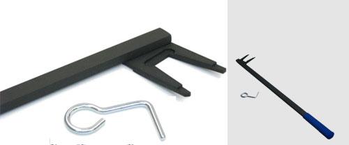 Belt Tension Gauge Tool Cooper Belt Tensioner Tool
