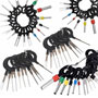 76 Piece Electrical Socket Terminal Release Set