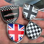 Shield Style Accent Badge