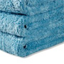 3 Griots Micro Fiber Speed Shine Towels: Light Blue
