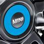 Wheel Center Cap Set: R128 & R130: Blue