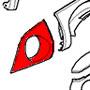 5 Piece Dash: Left Vent: Anthracite