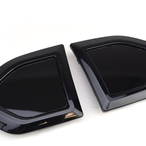Side Marker Housing Set: Gloss Black: F60 'S'