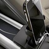 Rail Attachment: Phone/iPod Vertical Cradle