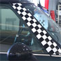 A Pillar Graphics: Checkered Flag