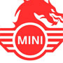 Dragon Sticker: MINI