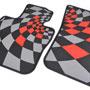 Floor Mats: Rubber JCW PRO set of 5: F54