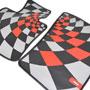 Floor Mats: Rubber JCW PRO Set of 4: F55