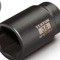 1/2 Drive 36mm Deep Oil Filter Cover Removal Socket