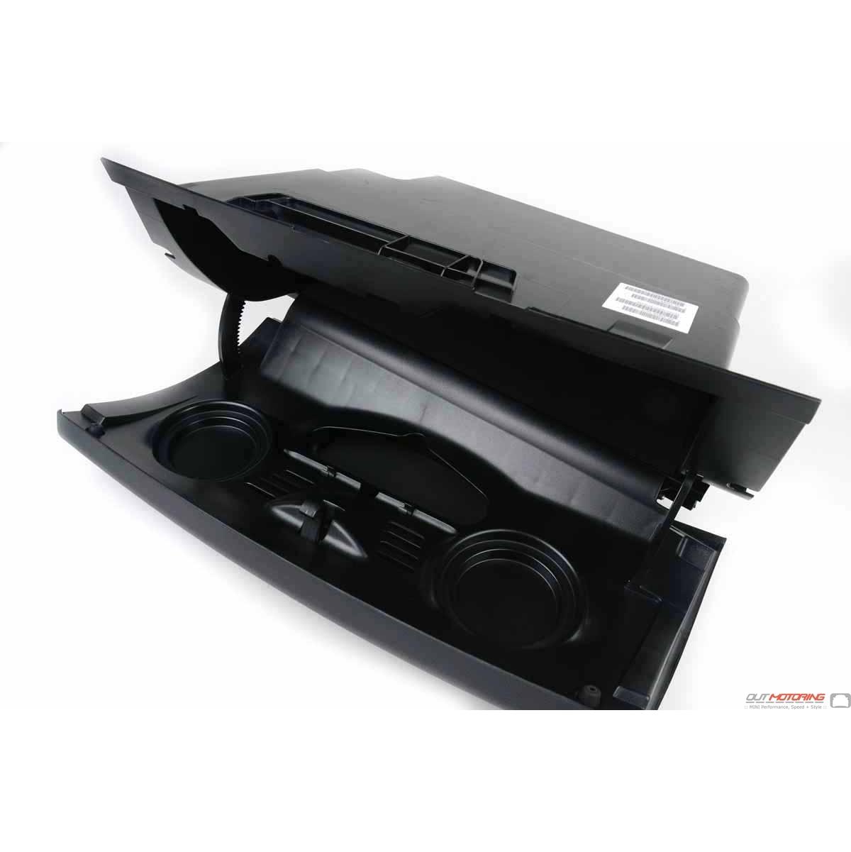 2006 Aston Martin Vantage Interior: MINI Cooper Glove Box Organizer
