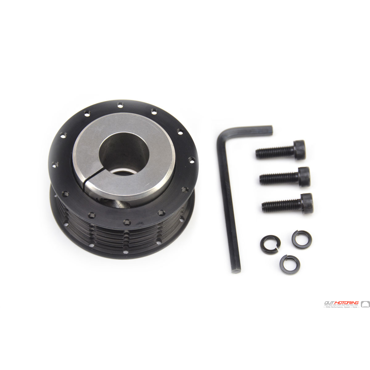 alta mini performance 15 17 supercharger pulley mini cooper accessories mini cooper parts. Black Bedroom Furniture Sets. Home Design Ideas