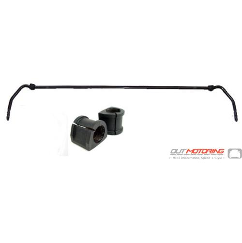 H&R: Sway Bar: Rear: Adjustable