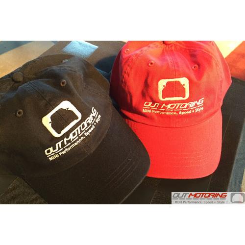 Out Motoring Logo Hat