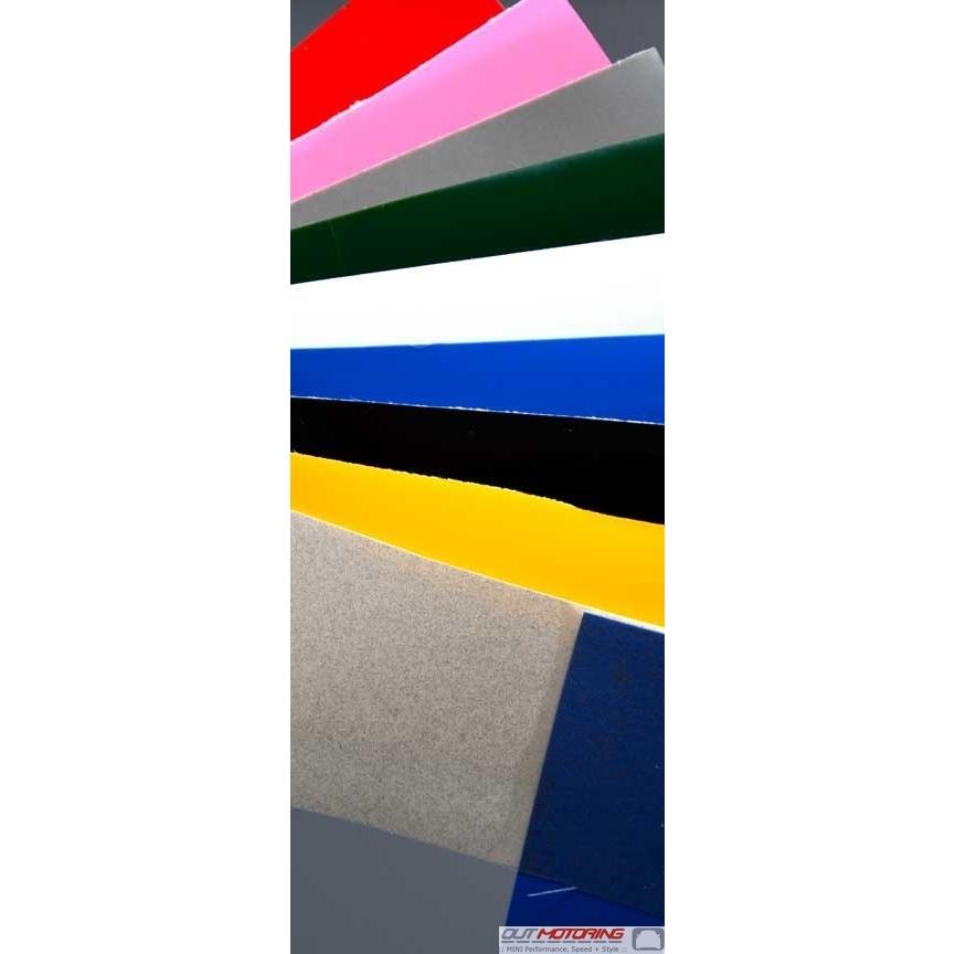 MINI Cooper Racing Stripe Hood 121176 Offset Style