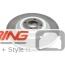 Brake Rotors: OEM Front