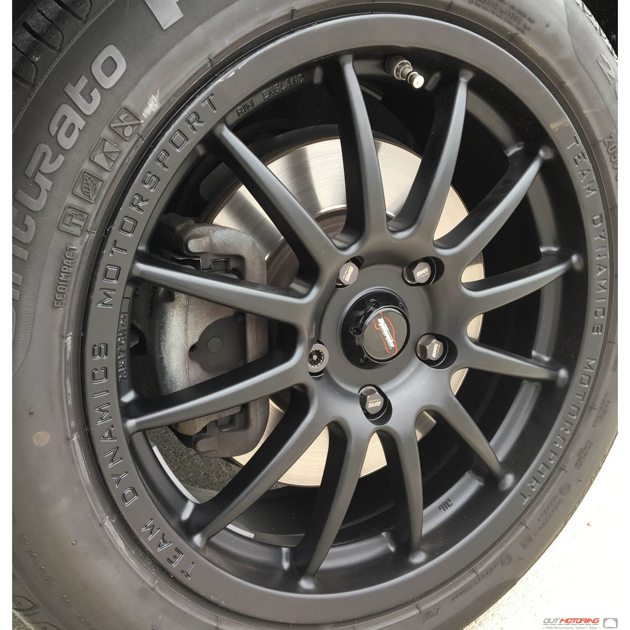 Team Dynamics Pro Race 1.2 Lightweight Wheel - MINI Cooper ...