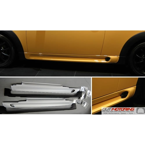John Cooper Works Side Skirts: R56/7/8/9